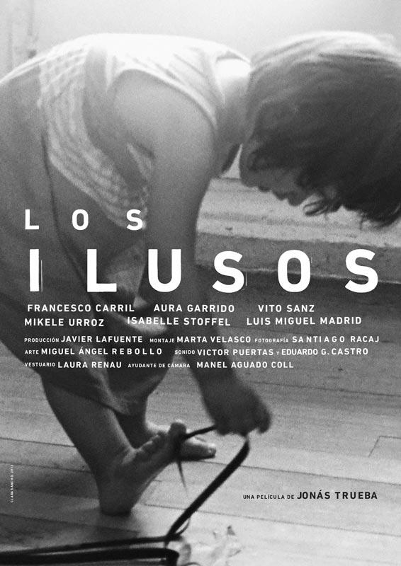 """Affiche """"Los ilusos"""" (2013)"""