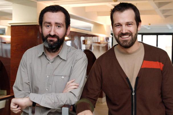 Jon Garaño et Jose Mari Goenaga