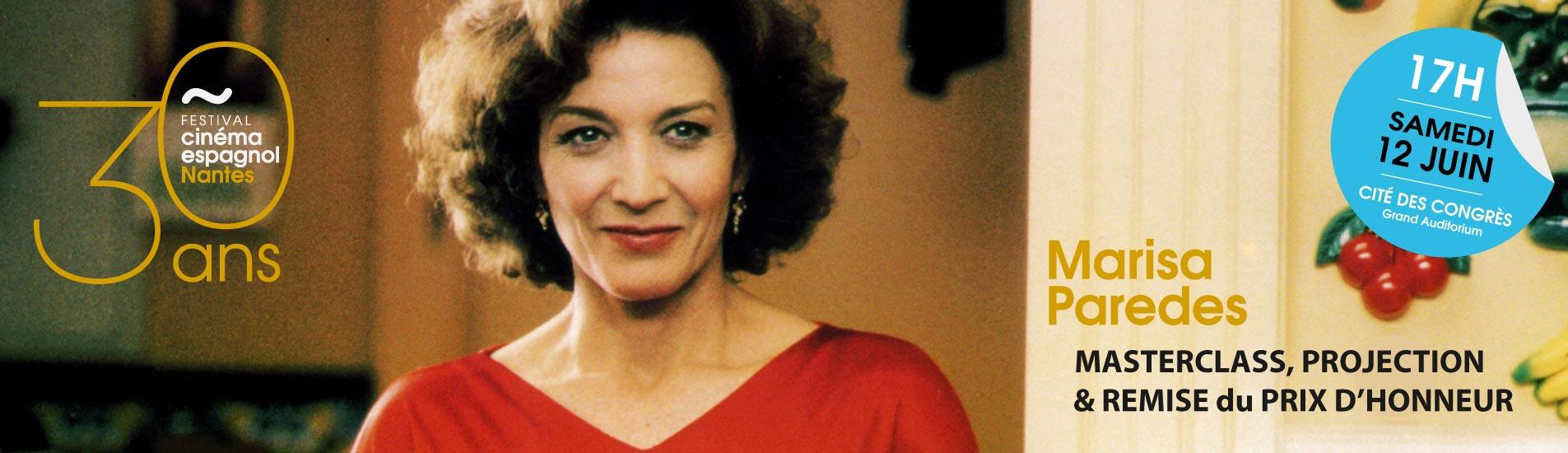 Marsia Paredes, Invitée d'Honneur des 30 ans
