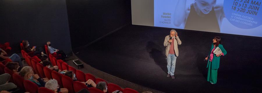 Rencontre avec Fernando Trueba. Cinéma Katorza - FCEN 2021